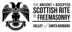 Santa Barbara Scottish Rite Logo