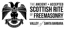 Santa Barbara Scottish Rite Logo